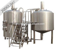 5bbl 7bbl used brewing system small beer brewery equipment