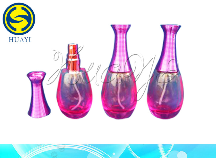 High quality New Design Hot sale mini bottle glass perfume