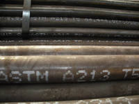 ASTM A213 T5 seamless boiler steel pipe