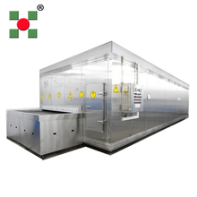 Tunnel Freezer For Fish/Fish Freezing Plant Quick Freezer Plant