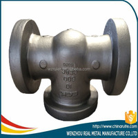 High quality 100% tested stainless steel water pump swing check valve casting 6 inch