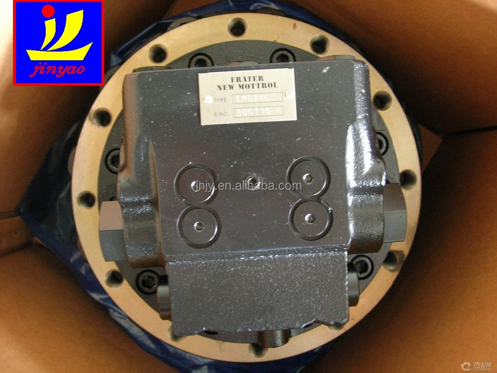 America excavator walking motor for E320B, walking motor for E320C, walking device E320D