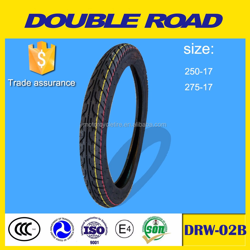 Wholesale motorcycle tires 2.50-17 distributor with fatory price
