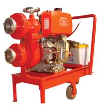 ship emergency fire pump and marine CCS fire fighting pump