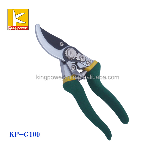 215mm Aluminum Forged Handle Garden Scissor garden tool