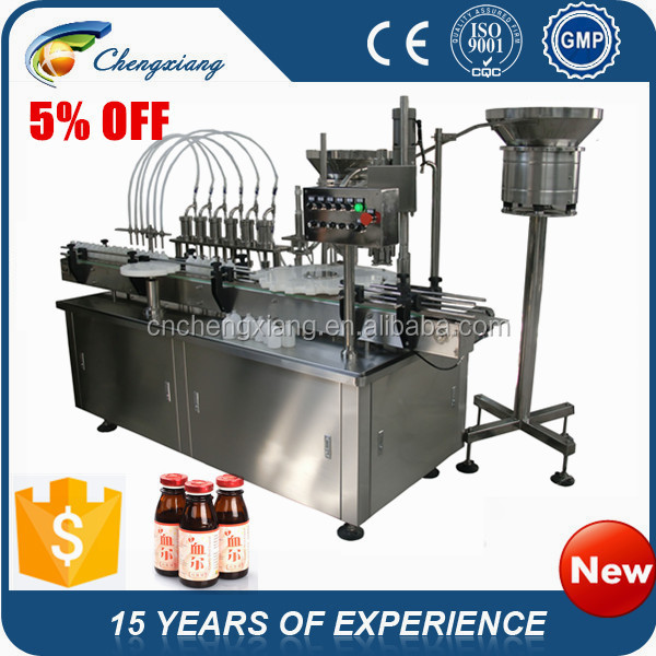 high-efficiency full-automatic filling machine, 20 liter jar filling machine(shanghai factory)