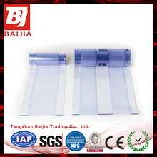 Eco-friendly Non-stick Plastic Clear Soft Waterproof Bathroom Pvc Strip Door