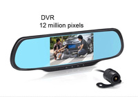 5 inch best car dvr with gps navigation