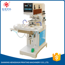 SPD2100C TWO Color Pneumatic Ink Tray Mouse Pad Printing Machinery