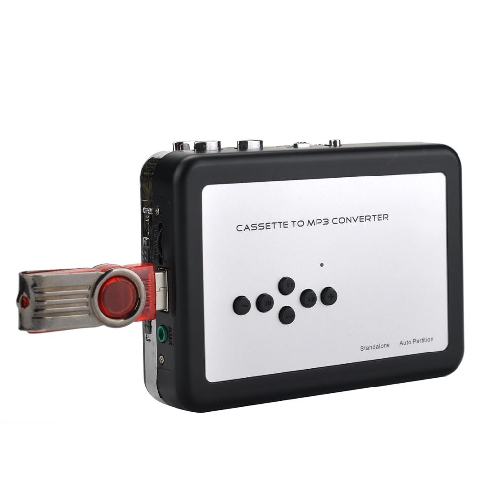 Cassette Converter Player tape to mp3 ezcap231