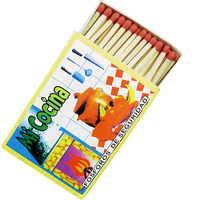 2.2*2.2*46mm cigar matches/candle matches Safety matches from Qingdao Anshan