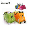 hot-selling plastic cute children schoolbag kids luggage