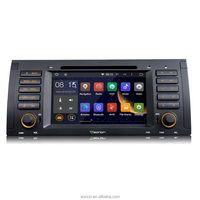 EONON GA5166F for BMW E39 Android 4.4.4 Quad-Core 7 inch Multimedia Car DVD GPS with Mutual Control EasyConnection