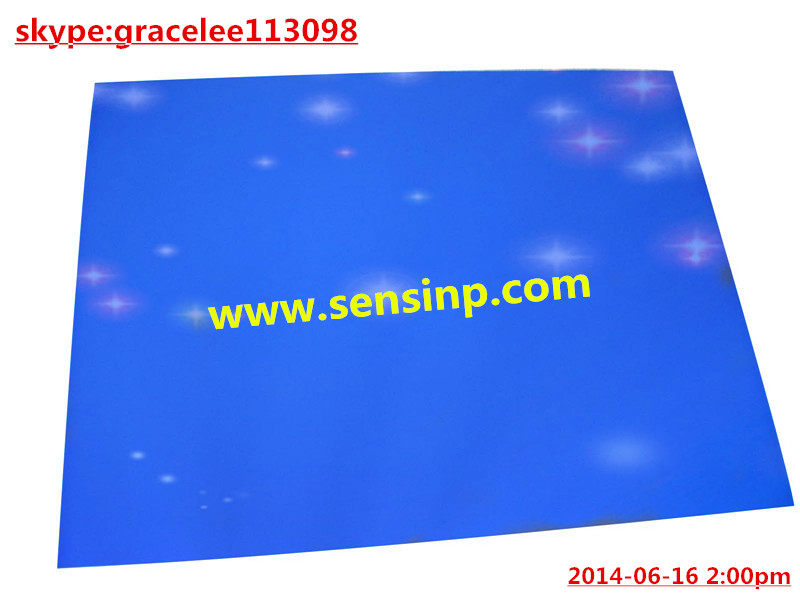 2013good quality Thermal CTP plate south america used for topsetter uv ink deep sky blue ctp plate