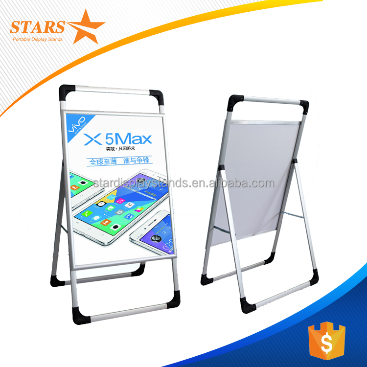 Supplier Aluminum Snap Frame , Outdoor Sign A1 Poster Stand