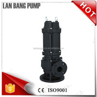 Energy saving 50mm outlet Manufacture Irrigation 100% Copper Wire And Output Power 0.75HP Mini Submersible Water Pump