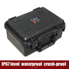 Waterproof Equipment Gear Laptop Flight Travel Hard Case MAX430 w/ Foam Black