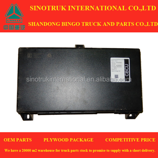 SINOTRUK HOWO truck central control module WG9716580023