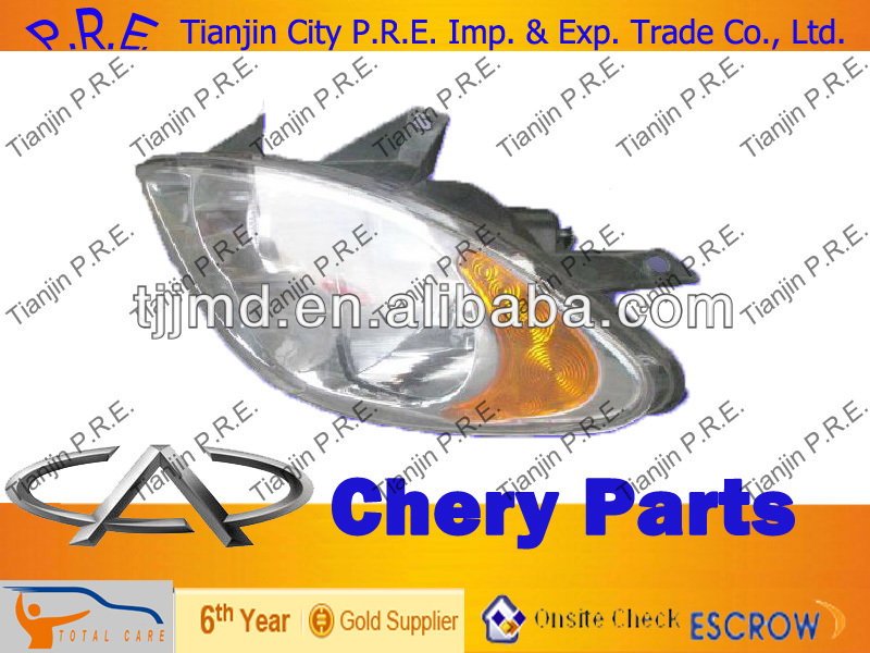 CHERY A1 spare parts