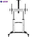 TV Cart TV Trolley Portable TV Stand For Lcd Led Oled Plasma Flat Panel Screens