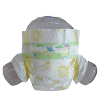 High quality disposable sleepy baby diaper for wholesales
