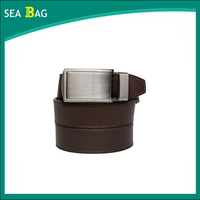 Classical buckle Custom Western Cowhide strap Belts Mens Ratchet leather strap