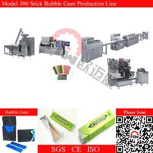 OMW complete production line, piece chewing gum production line