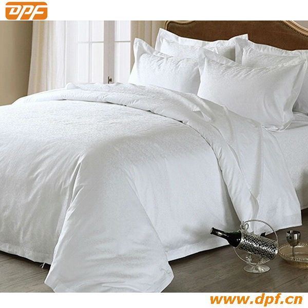 wholesale luxury white hotel bedding hotel collection hotel supply
