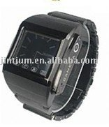 Quadband all steal watch phone --- W600
