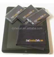 Printing Microfiber Eyeglass Cleaning Cloth With Pvc Pack