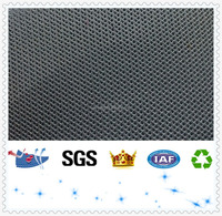 D104 polyester sandwich air mesh shoe cover upper fabric