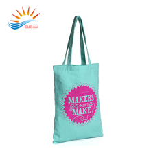 Hot sale custom small foldable cheap reusable cotton tote bag