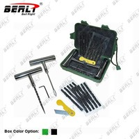 car emergency kit tire repair tool tyre string insert tool