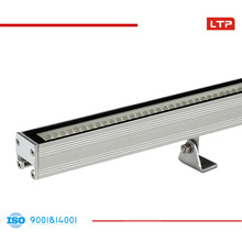 """Performance linear exterior LED cove and accent fixture with intelligent color light--LTP"