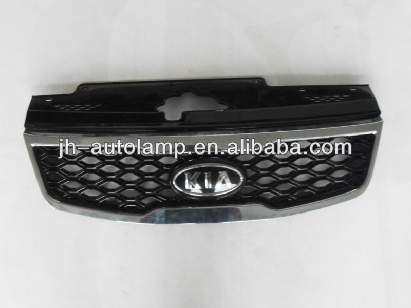rio 2011 2013 car front grilles,auto parts rio,korean car accessories