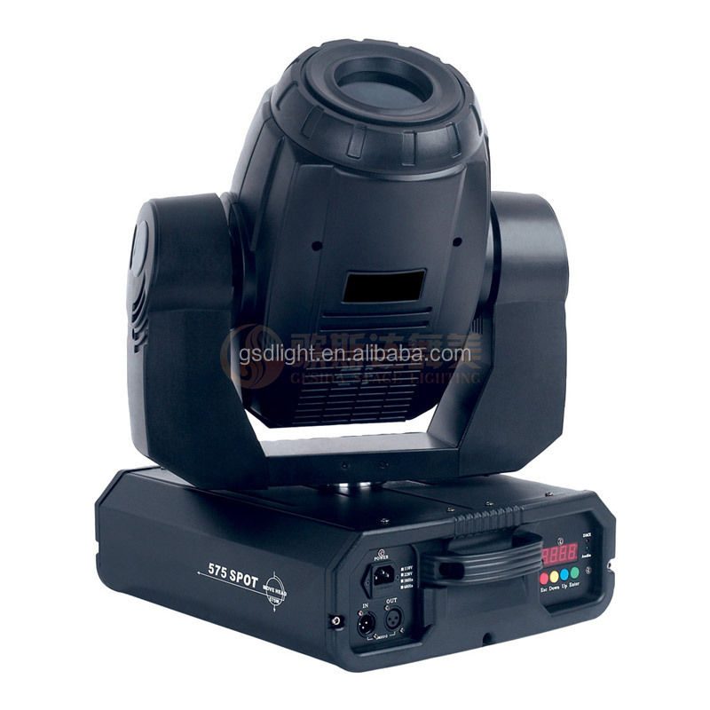 575 Moving Head Spot Light Gobo Projector For Club