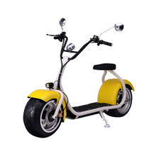 2018 popular E-Scooter city coco electric scooter with 2 seat