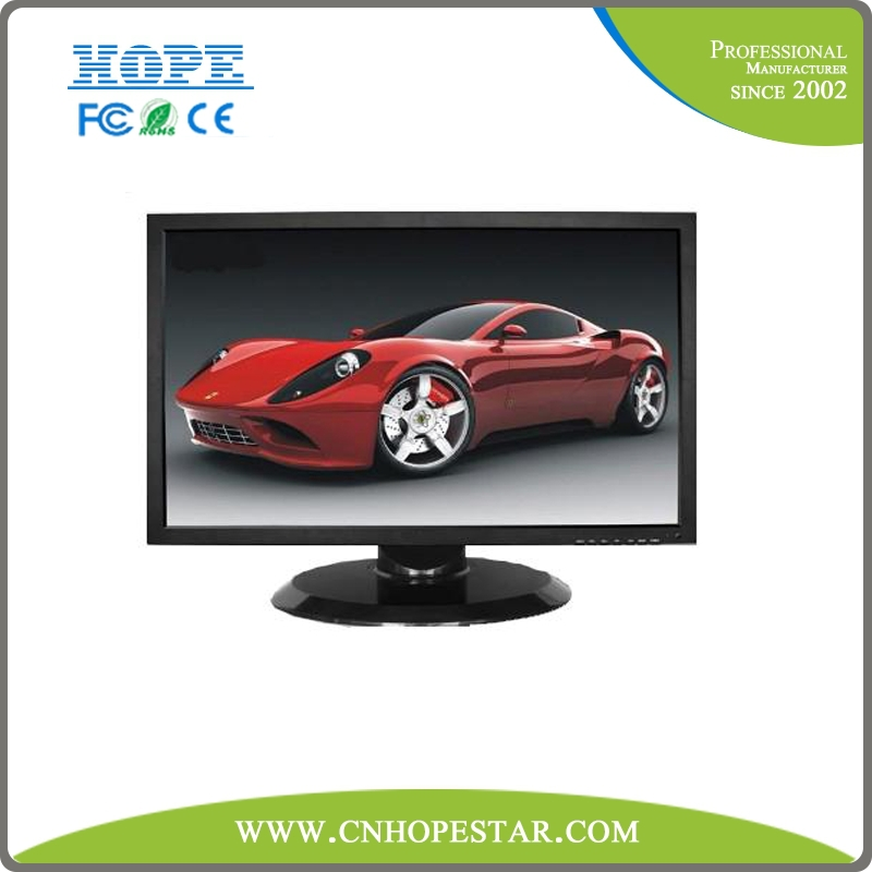 Good quality new arrival used 22 inch lcd cctv monitor