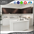 new added products HPL door panel kitchen equipment kenya modular kitchen cabinet