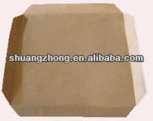 SGS and ROHS approved various specifications various types high quality brown kraft paper slip sheets of leading company