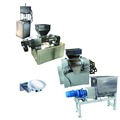 150kg/h small scale soap lines soap making machines toilet soap production line