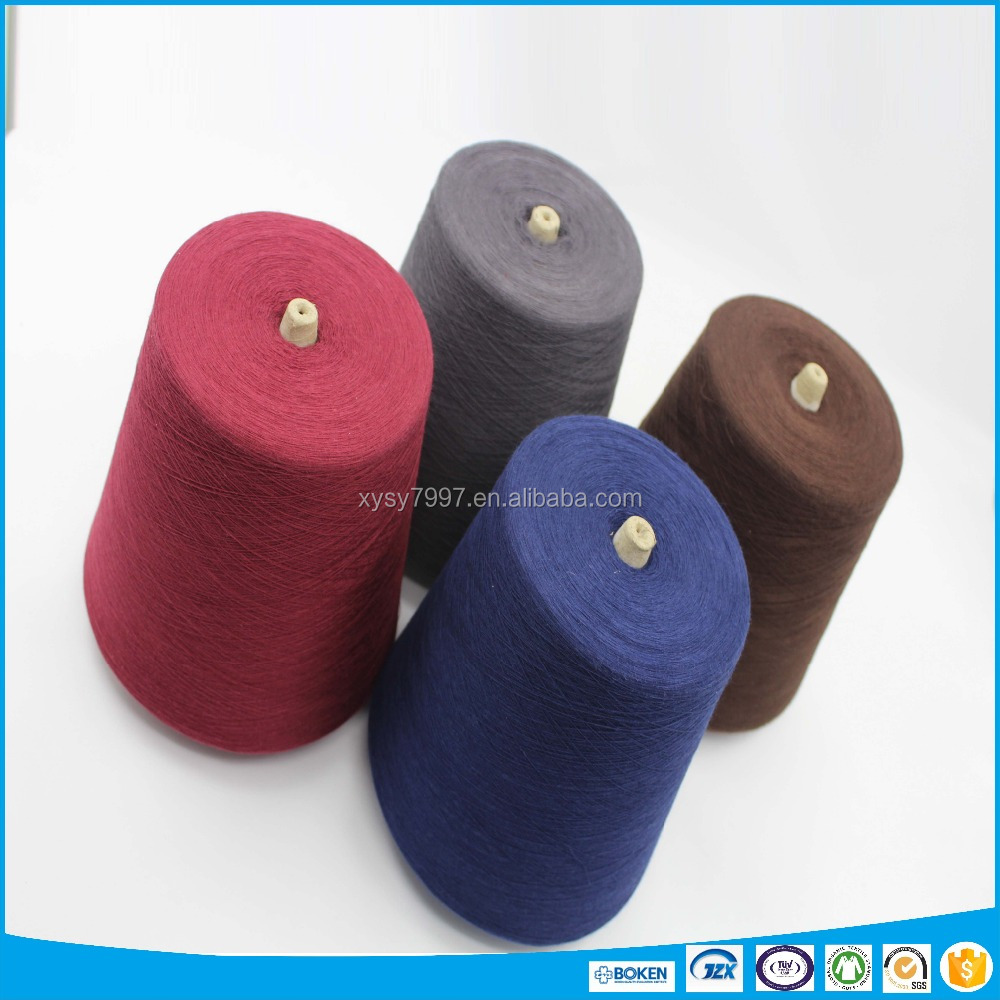 Wholesale 50 lenzing modal 50 cotton blended fiber yarn