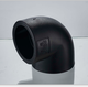 China HDPE elbow socket water pipe and fitting 90degree elbow