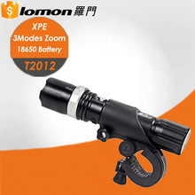T2012 5w Outdoor Best Rechargeable Zoom Wholesale Bike Lights