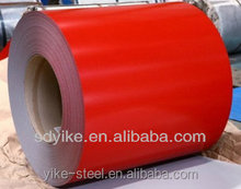 ppgi/colour coated coil/color coated galvanized steel coil chinese mill price