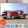 Advanced Technology Stainless Steel Fire Engine