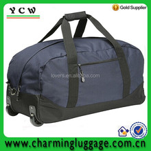 sport travel trolley bags made in china