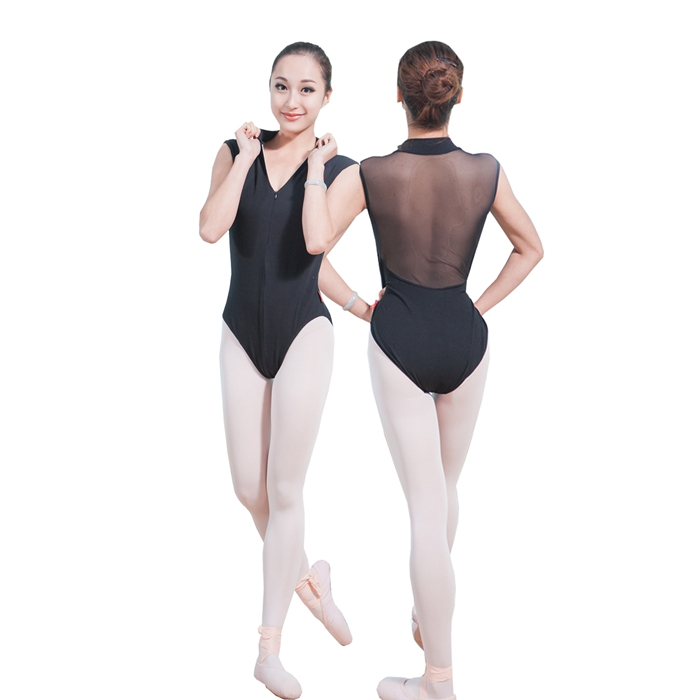CL00422 Wholesale OEM Women Performance Mesh Sex Leotards China