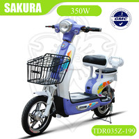 chinese 48v 350w new model electric bicycle