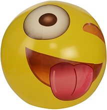 emoji inflatable beach balls, water balls, inflatable ball
